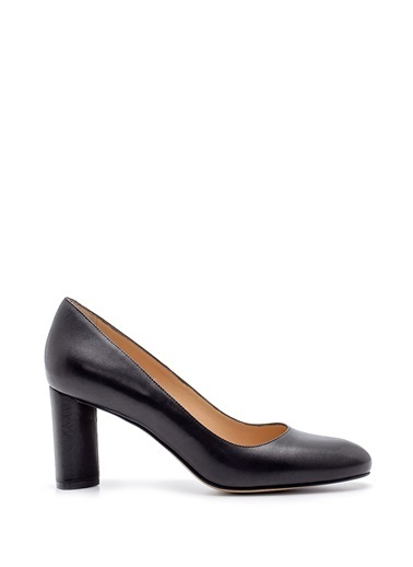 Derimod Kadın Ayakkabı (17326) Klasik Siyah